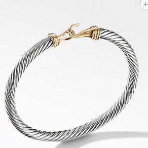 David Yerman Buckle Bracelet